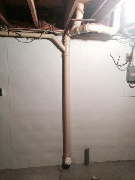 basement bathroom rough  doityourselfcom community forums