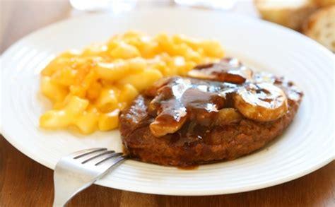 steak hach 233 p 226 tes et chignons sauce 233 chalote wecook