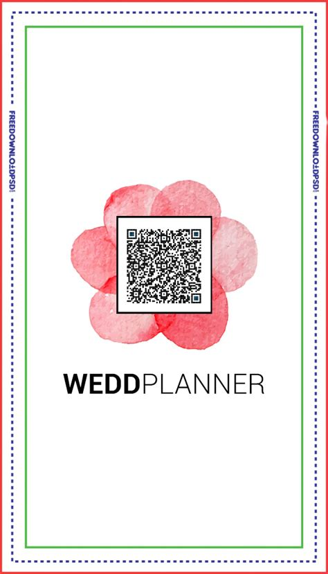 wedding planner business card template freedownloadpsdcom