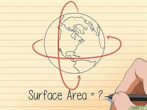 comment calculer la surface d une chambre comment calculer la surface d 39 une sphère 8 é
