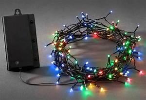 Lichterkette Bunt Innen : konstsmide led lichterkette bunt online kaufen otto ~ Watch28wear.com Haus und Dekorationen