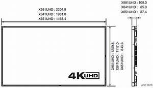 NEC LCD Monitor MultiSync X841UHD: Monitor | NEC Display ...