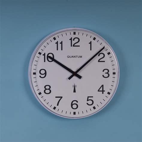wall clock at6206 radio controlled clock clocks