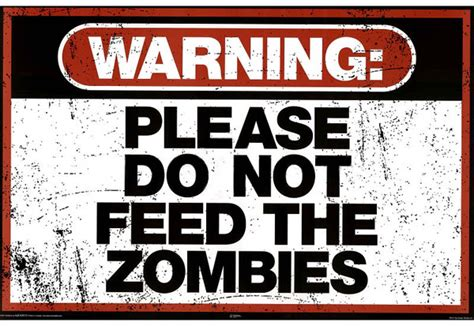 Don't Feed The Zombies