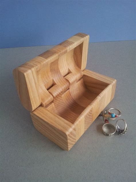 cool project idea   future  ring box