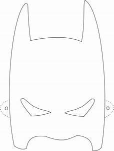 batman mask template printable eva pinterest With batman face mask template