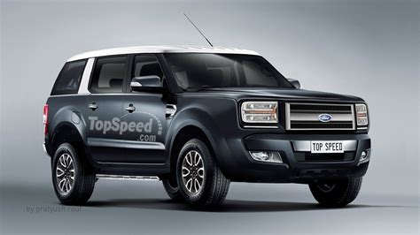 Ford Bronco 2020 by 2020 Ford Bronco Top Speed