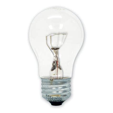 ge lighting 40 watt appliance light a15 1cd light bulb
