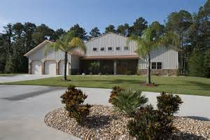 Pictures of Metal Buildings as Homes