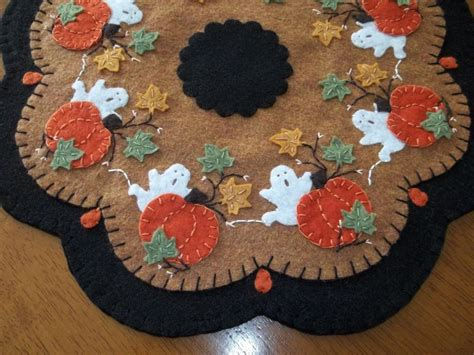 details about quot primitive ghosts and pumpkins quot 4 u 2 sew