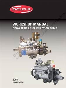 Workshop Manual Dp200 Pdf