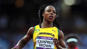Usain Bolt's Jamaican teammate Veronica Campbell-Brown ...