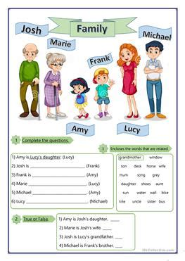 english esl possessive  worksheets  downloaded
