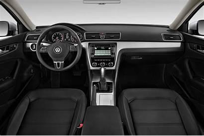 Passat Volkswagen Motortrend Se Sedan Dashboard Line