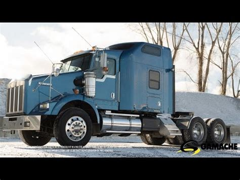 2011 kenworth trucks for sale kenworth t800 2011 truck for sale youtube