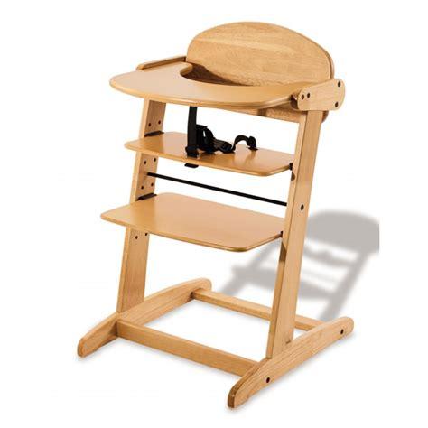 chaise haute bois evolutive chaise haute évolutive bruno pinolino acheter sur