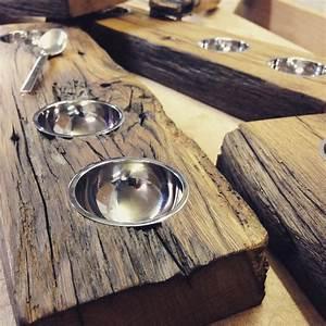 Holz Behandeln Olivenöl : style by weil menagen optische highlights f r den tisch gastronomie journal ~ Indierocktalk.com Haus und Dekorationen