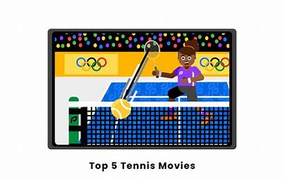 Tennis Movies Contents