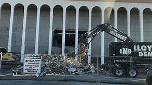 Demolition crews scrapping North Dallas' Macy's store at ...