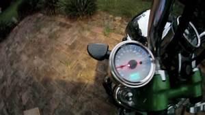 Z50 Monkey Bike Tachometer Rev Counter