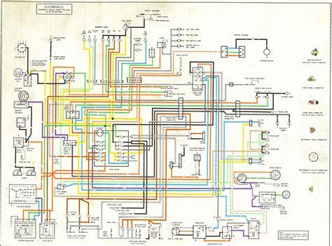 Olds Cutlass Wiring Diagram Decor