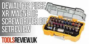 Dewalt Bit Set - 32 Piece - Review
