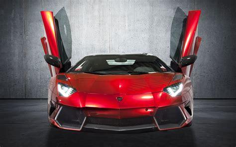 Awesome Car Lamborghini Aventador Lp700-4 Wallpaper