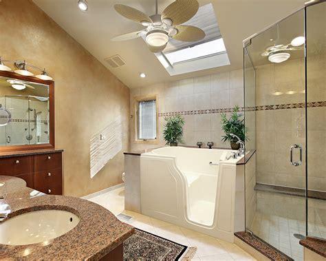 walk  tub dayton  bath crest