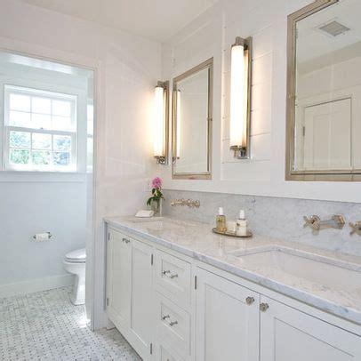beautiful white bathrooms floor mirrors lighting countertop beautiful white 12030