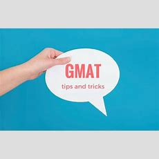 How To Ace The Gmat Tips And Tricks To Score High