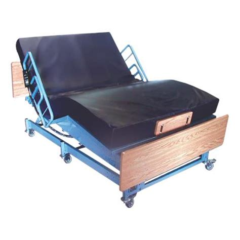 medline hospital bed medline pride bariatric bed hospital bed