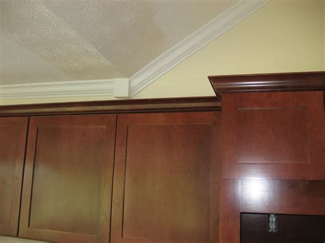 molding for cabinets crown molding above kitchen cabinets images frompo 1