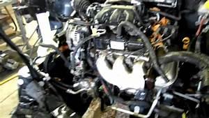 10e0415 2008 Dodge Grand Caravan Se 3 3 A T  Fwd 37697