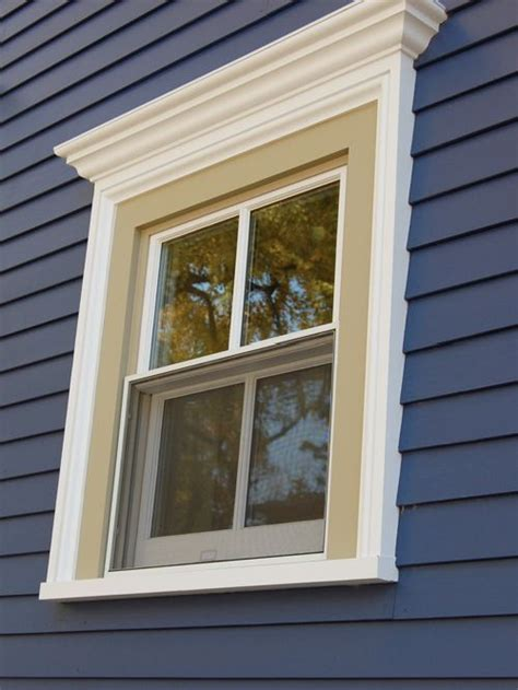 window frame designs exterior window trim home design ideas pictures remodel