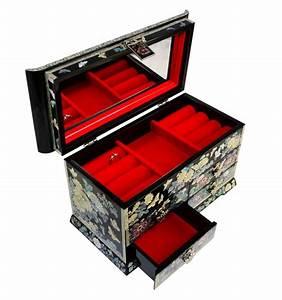 Boite À Bijoux Design : grande boite bijoux luxe artisanat fait main ~ Melissatoandfro.com Idées de Décoration