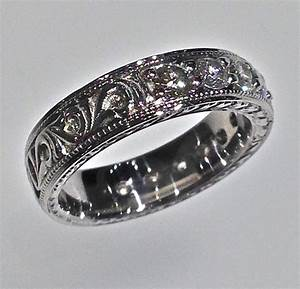 Wedding bands 1 craft revival jewelers for Wedding rings bands