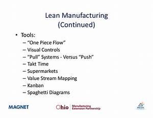 Lean Logistics And Warehousing Final