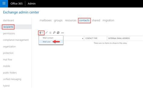 Office 365 Mail Forwarding Without Mailbox how to setup email forwarding for office 365 to an