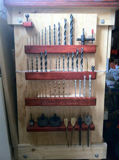 drill bit rack  freddys  lumberjockscom