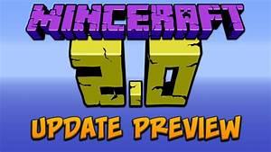 John 2 0 Minecraft : minecraft 2 0 update preview youtube ~ Medecine-chirurgie-esthetiques.com Avis de Voitures