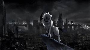 Absol Wallpaper Edit by RPG247 on DeviantArt