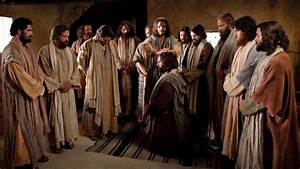 Image Gallery jesus and disciples
