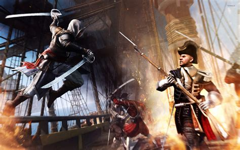 Are you searching for assassin's creed black flag wallpaper? Ac4 Black Flag Wallpaper (81+ images)