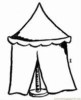 Tent Coloring Cabin Log Tents Circus Number Getcolorings Pages Cliparts Colouring Camping Drawing Clipartpanda Printable Clipartmag sketch template