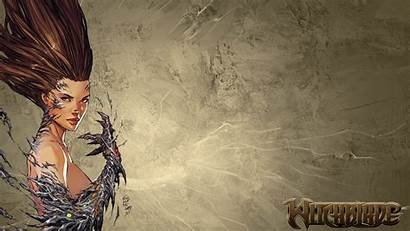 Witchblade Comics Wallpapers Background Allhdwallpapers