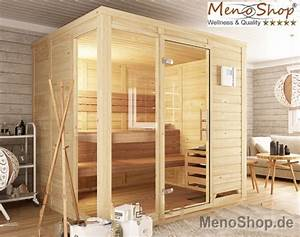 Sauna Kaufen Guenstig : massivholz sauna menonatura polarfichte 45 60mm g nstig ~ Whattoseeinmadrid.com Haus und Dekorationen