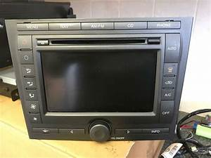 Mk3 Mondeo Denso  Visteon Sat Nav  Dvd Setup  See Pictures  Read Ad