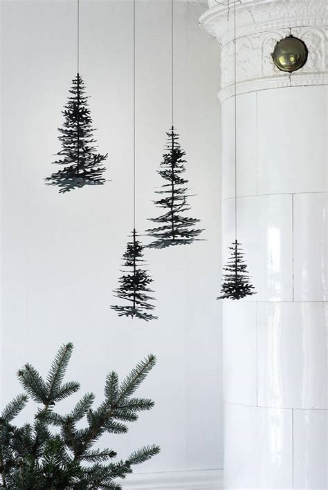 nordic fir tree  kit forest green large fabulous