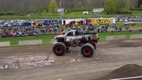 monster truck shows in pa webslinger monster truck show maple festival 2017 pa