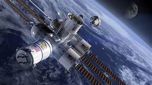 Orion Span Aurora Station luxury space hotel ...